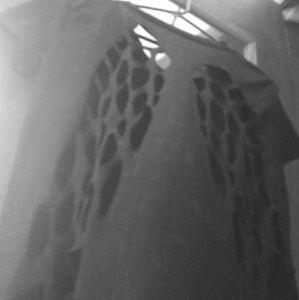 Winged shirt